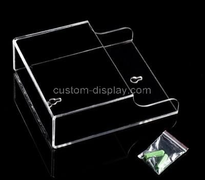 CSB-002-1 Wall mounted acrylic brochure holder