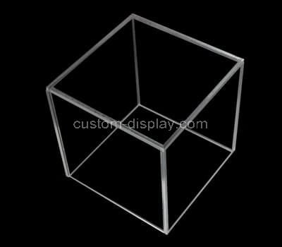 5 sided acrylic box