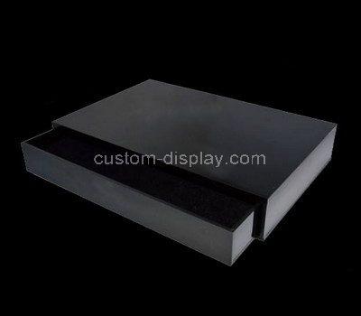 Acrylic drawer box