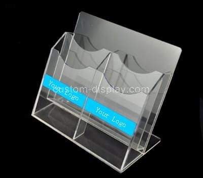 Cheap plastic brochure holders