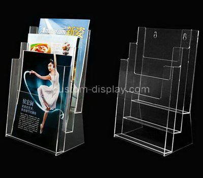 Brochures holders and displays