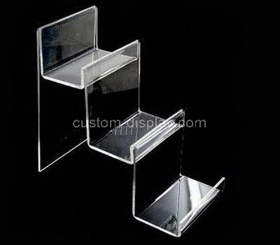 Acrylic makeup display stand