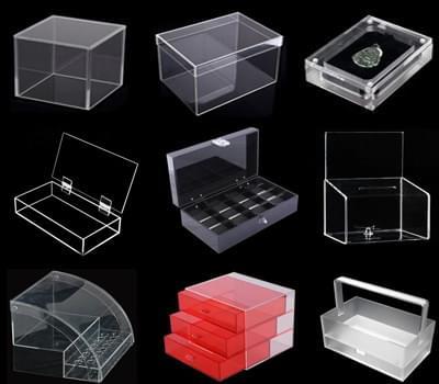 acrylic box