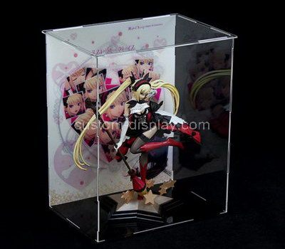 CSA-015-1 Acrylic doll display case