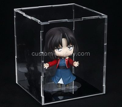 Large doll display case