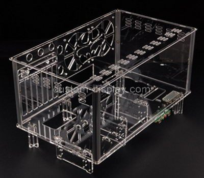 Acrylic pc case