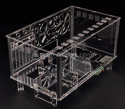 Acrylic pc case