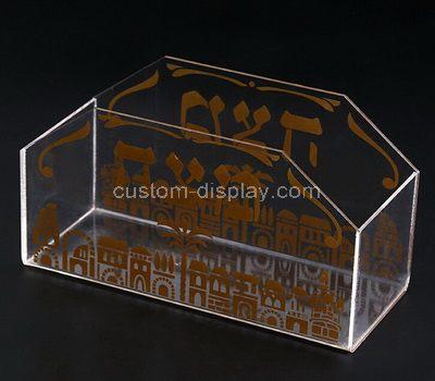 CSA-030-2 Acrylic storage boxes