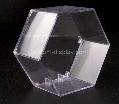 Acrylic toy display case