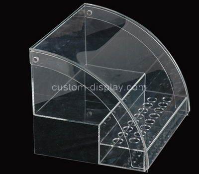 Acrylic countertop display case