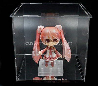 Doll cases acrylic