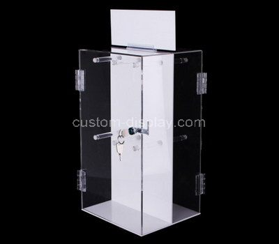 Plexiglass display case