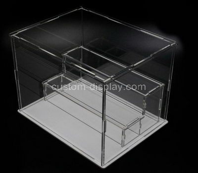 Retail display cases