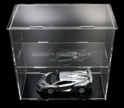 Model car display case