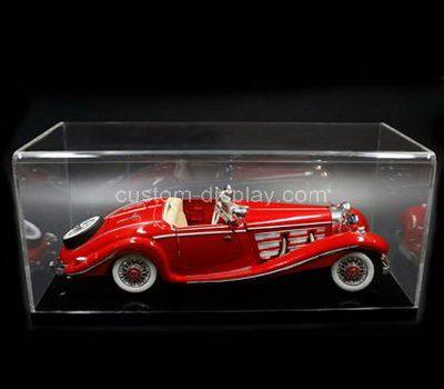 Model display cases acrylic
