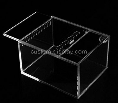 Clear display boxes