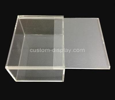 Perspex display case