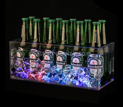 Beer bottle organizer