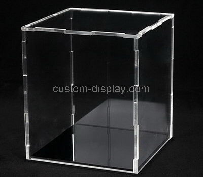 Large acrylic display case