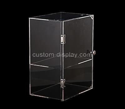 Perspex display cabinet