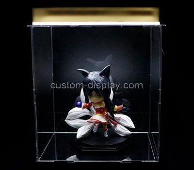 Acrylic showcase box