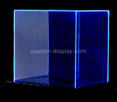 Custom plexiglass display case