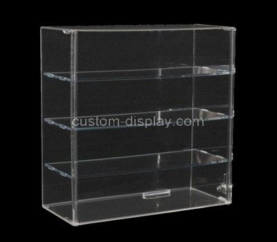 Large display cases for collectibles