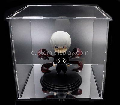 Small display cases for collectibles