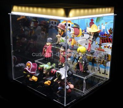 Plexiglass display cabinet
