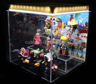Plexiglass display cabinet