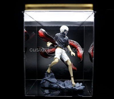 Statue display case