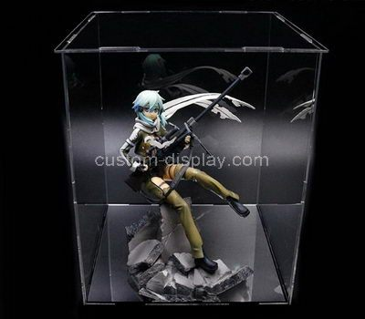 Acrylic display case box