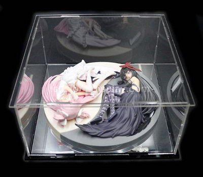 Acrylic plastic display case