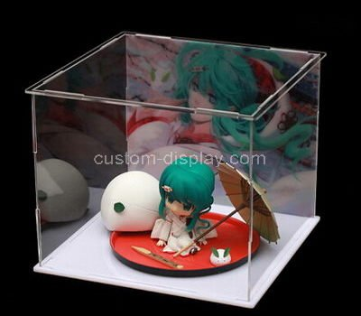 Acrylic figure display case