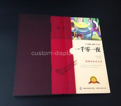 Custom slipcases for books