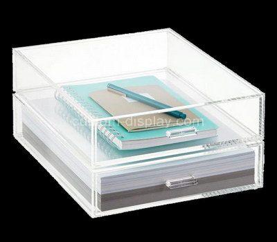 Plexiglas boxes