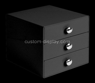 Plastic drawer organizer