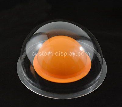 Plexiglass dome