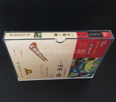 Custom book slipcase