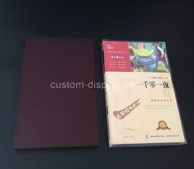 CSA-271-1 Custom slipcase box
