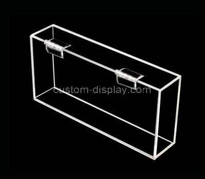 CSA-275-2 Clear acrylic boxes with lids