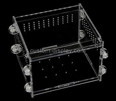 Plastic dwarf hamster cages