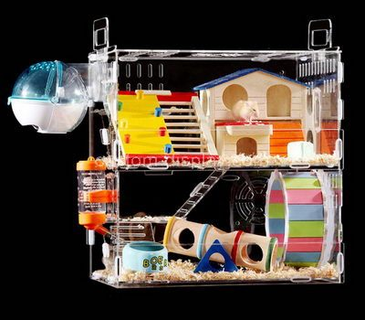 Hamster tank cage