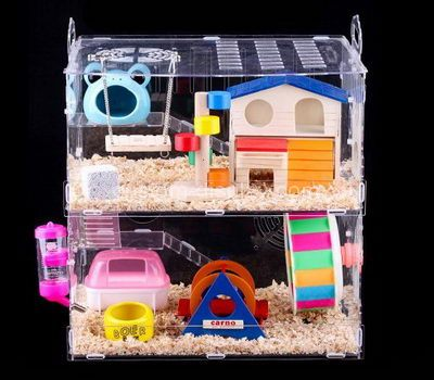 Cool cages for hamsters