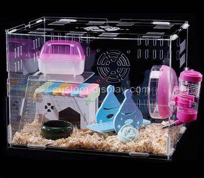 Cage hamster plexiglas