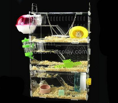 Huge hamster cage
