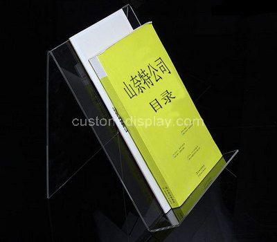 Lucite book holder