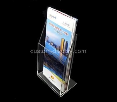 Plexiglass brochure holders