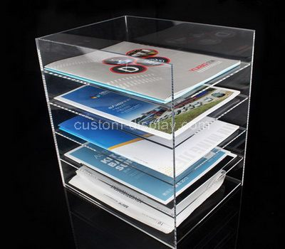 Horizontal file organizer