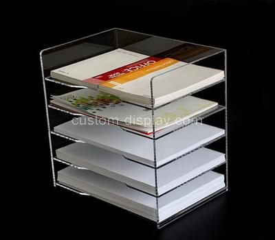 Paper organizer folder